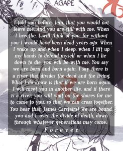 Will and Jem <3. I cried so hard at this part!