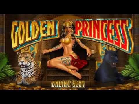Golden Princess Online Slot Game - Euro Palace Casino