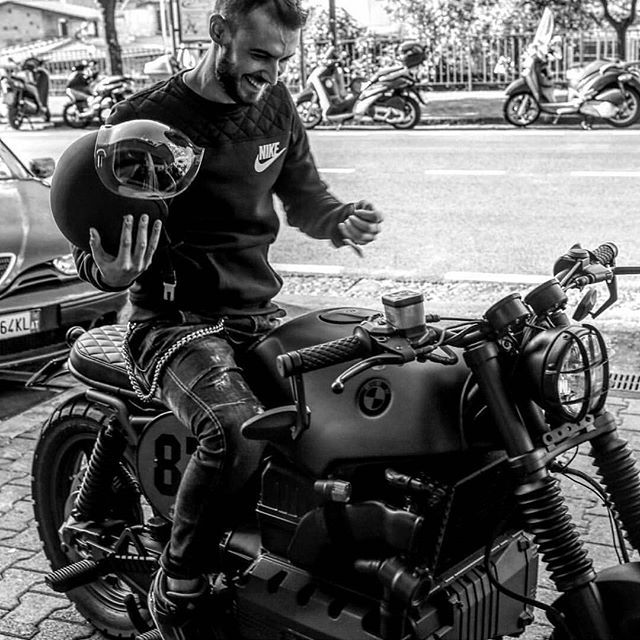 1000+ Ideas About Bmw Cafe Racer On Pinterest