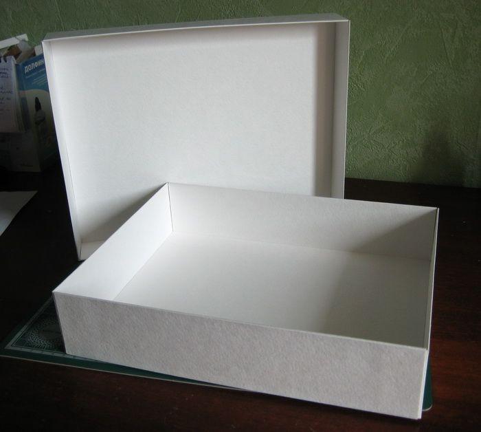 """Интересненькое дельце: Мастер-класс """"Коробка для альбома"""" и других ваших скрап-работ!"""