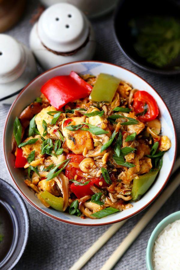 Szechuan Chicken Recipe - Pickled Plum