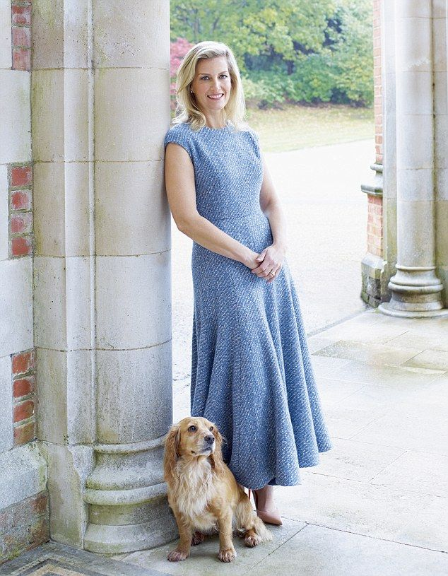 In three weeks' time the Countess of Wessex, once Sophie Rhys-Jones, will turn 50 - and is...