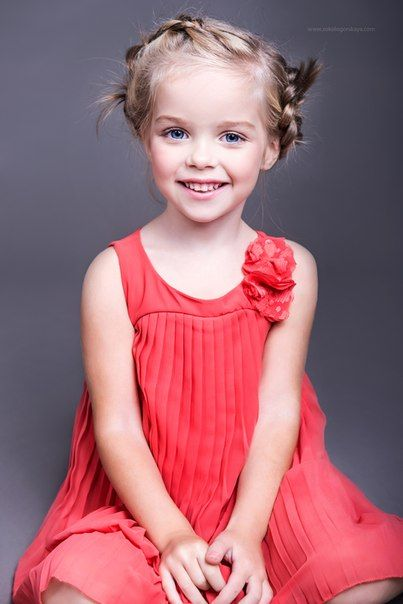 Arina Muzyka ~ Little Miss Sunshine!