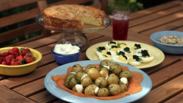 Midsummer recipes and drinks  #midsummer