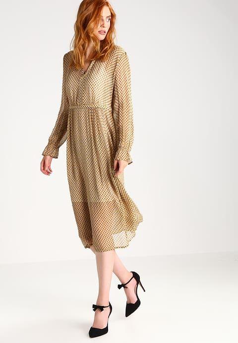 AICHA  - Sukienka letnia - yellow