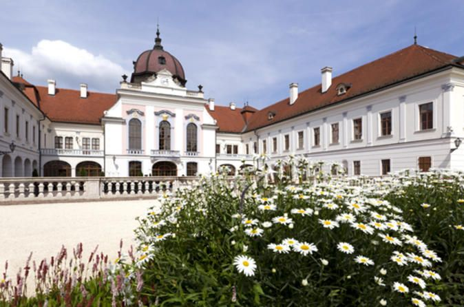 Godollo Castle Day Trip from Budapest Sit back and relax on this leisurely 4-hour half-day trip to the stately mansion of Godollo Castle, the world's second largest Baroque castle and the former summer residence of Empress Elisabeth (Sissi) of Austria and Queen of Hungary. After a guided tour of the castle, you'll have time for a walk in the park-like gardens and a visit of the Royal Stables or you may enjoy some coffee and cake in the Palace Cafe.   Godollo Ca...
