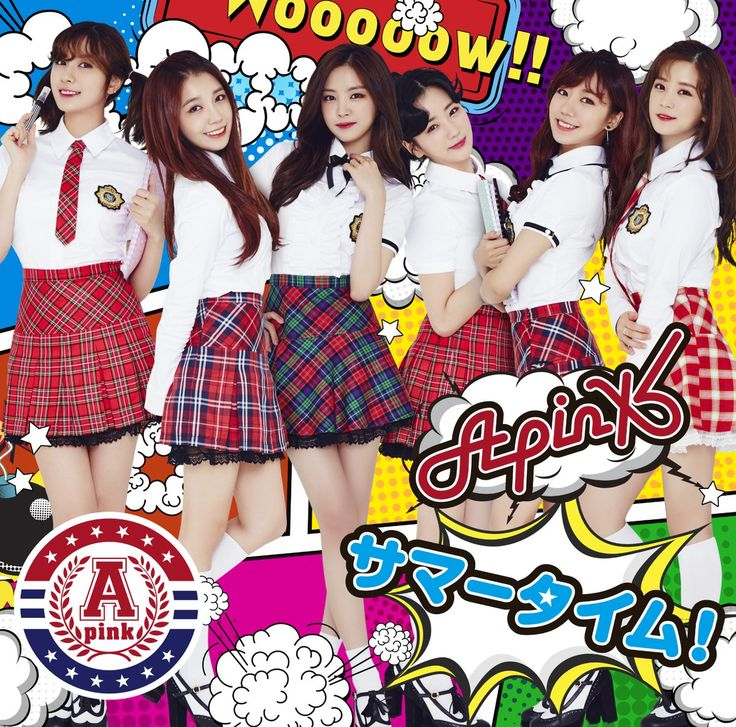 """Girl group A Pink just released the short version of their upcoming music video for """"Summertime"""", A-side track of their similarly titled 6th Japanese single """"Summertime"""", today July 23.   Plan A Entertainment, the record label of A Pink in Korea, announced that the girl group will release their new Japanese single within theMore"""