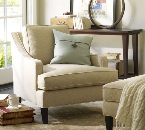 Pottery Barnu0027s Armchairs, Living Room Chairs And Accent Chairs Are  Comfortable And Built To Last. Arm Chairs And Accent Chairs Come In A Range  Of Styles. Part 79