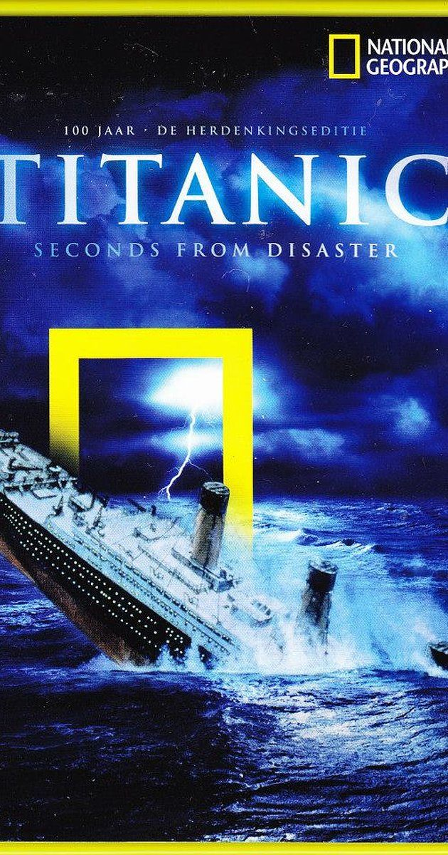Seconds From Disaster - With Ashton Smith, Richard Vaughan, Richard Vaughn, Michael Koltes. Accounts of famous technological disasters and their subsequent investigations.