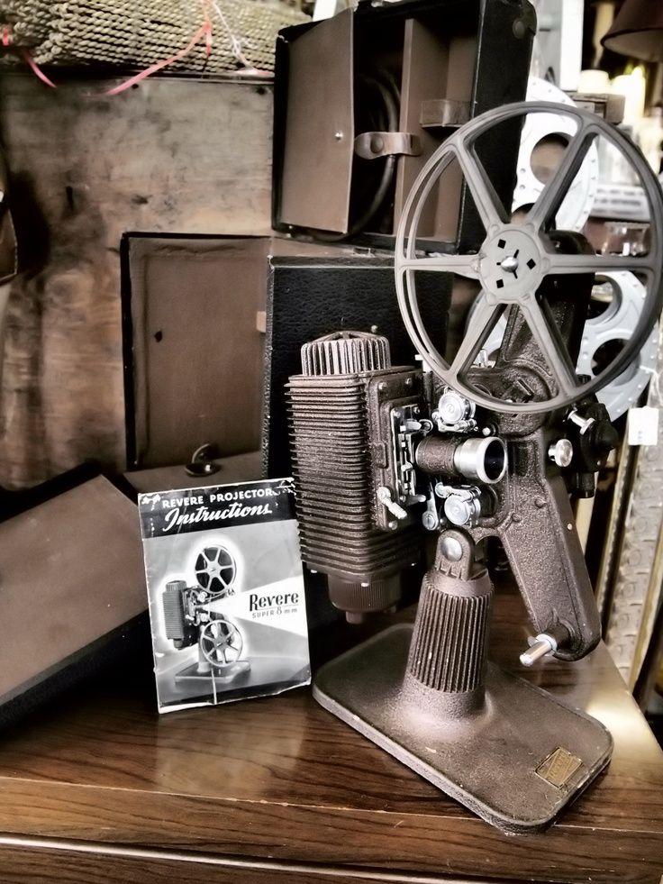 Vintage Film Projector 65