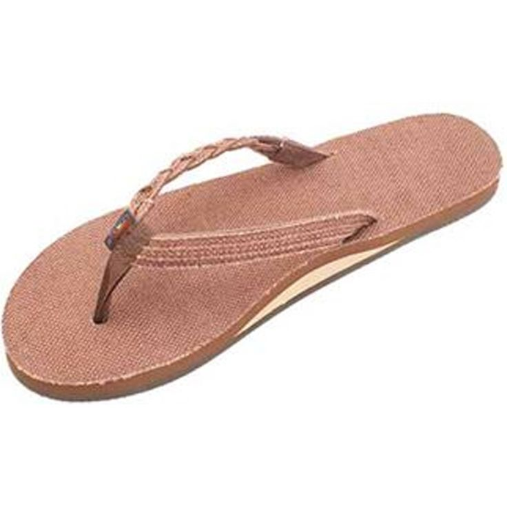 Rainbow Sandals Women's Hemp Braidy Sandals