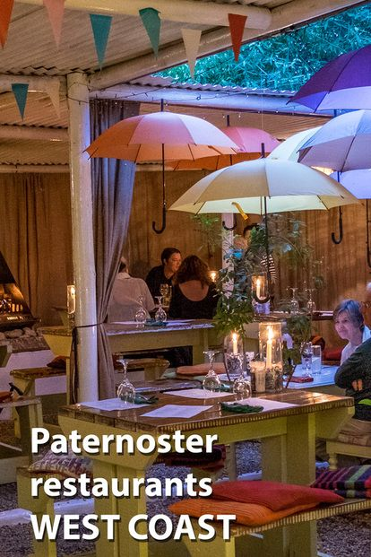 The seaside town of #Paternoster on the #WestCoast has 14 #restaurants offering everything from pizzas and burgers to seafood and fine dining. Here's my guide to 8 Paternoster #restaurants worth visiting. #food #seaside #SouthAfrica