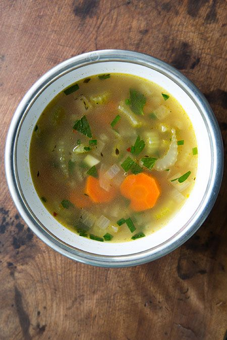 ✅ Absolutely fabulous when you have a cold - or not! Mom's Cold-Season Chicken Soup Recipe | Simply Recipes