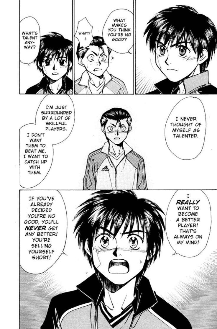 Whistle! Manga - Chapter 179 - Page 12 of 21 - AnimeA