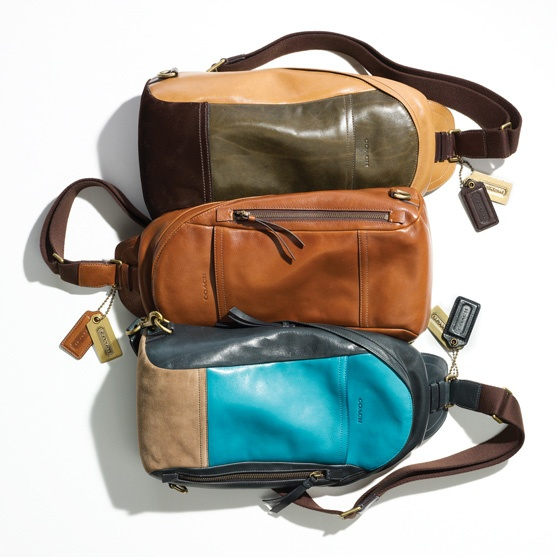 All New Mens Bags, Mens Apparel, and Mens Accessories from Coach