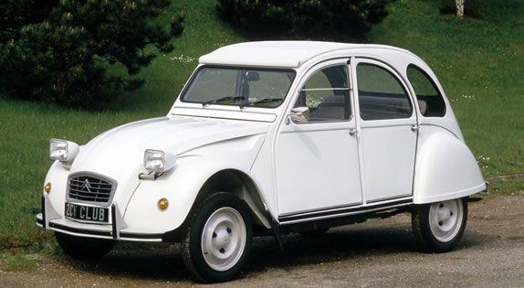 HISTORIA DEL CITROEN 2CV - autos clasicos - historia de los autos