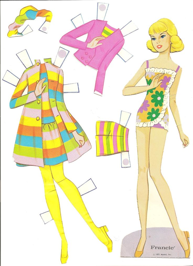Have Some Paper Dolls to Share?
