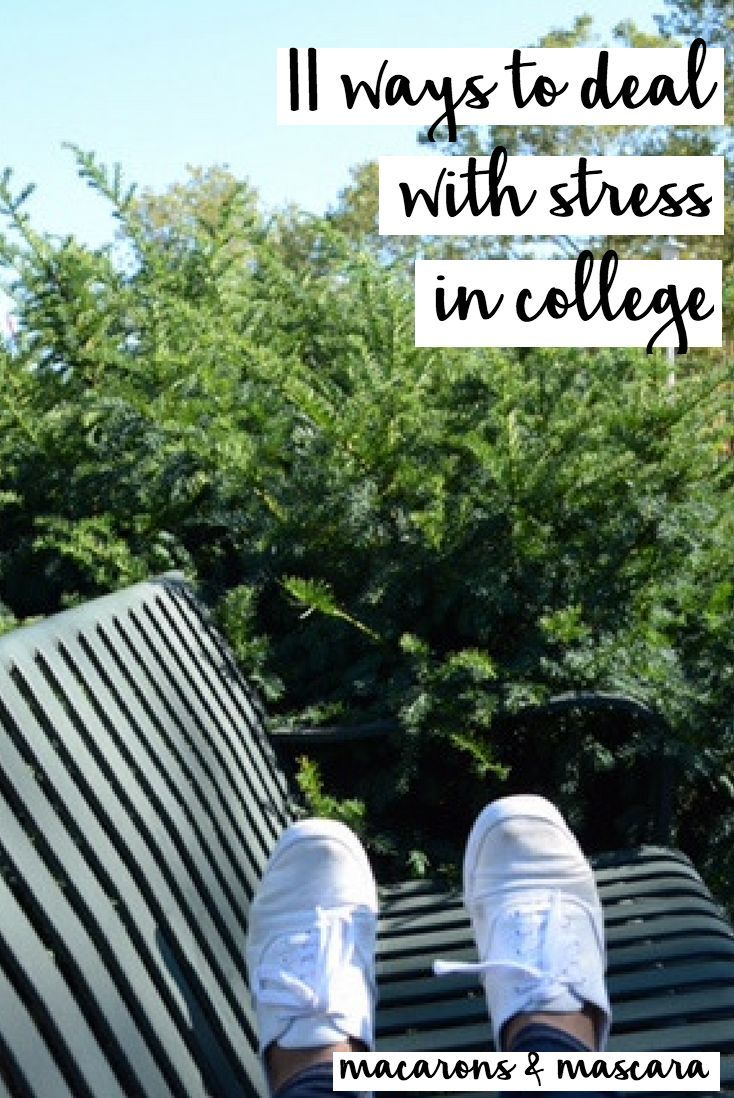 11 Things To Do When You Feel Overwhelmed In College