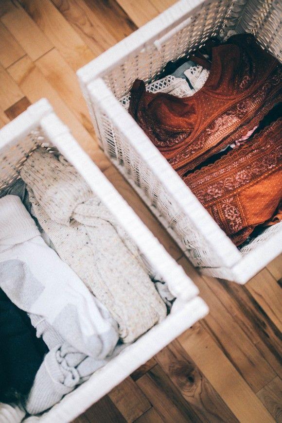 Sunday Spotlight: The Alternative Closet Organization Guide | Free People Blog #freepeople