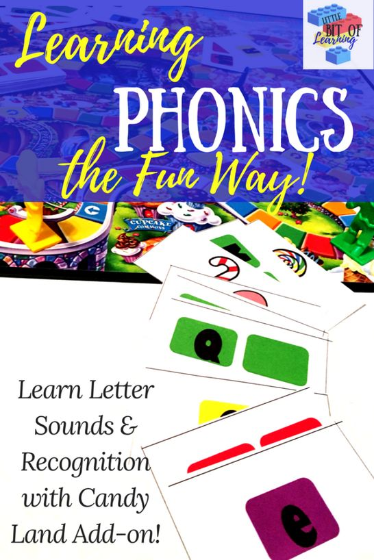 Learning Phonics the Fun Way! | Little Bit of Learning