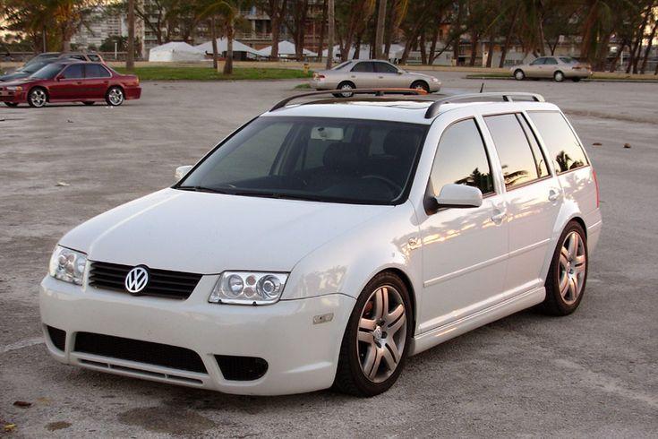 2003 Volkswagen Jetta GL TDi Wagon