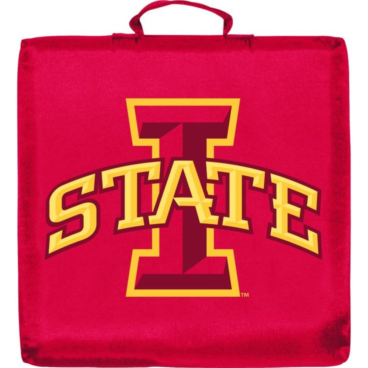 Iowa State Cyclones Stadium Seat Cushion