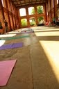 yoga fest, Greenville, SC Wyche Pavilion