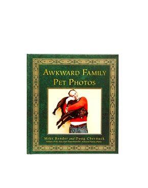 Enlarge Awkward Family Pet Photos Book