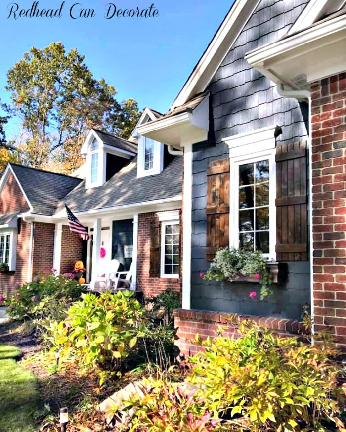 Best House Paint Colors With Red Brick Redhead Can Decorate In 2020 Red Brick House Exterior Outside House Paint Colors House Exterior Blue
