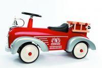 Klassisches Feuerwehr-Rutschauto von Baghera im angesagten Retrodesign.