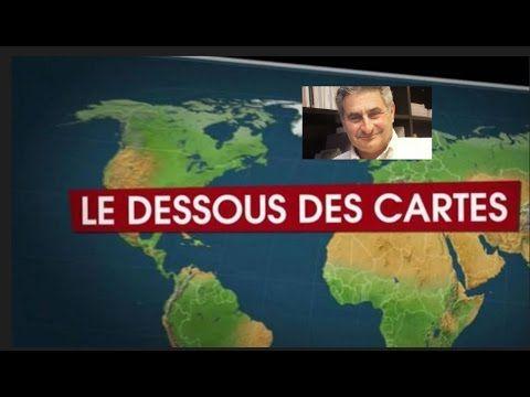 Jean-Christophe Victor - Dessous des cartes - Québec (2008) et Canada (2011) - YouTube