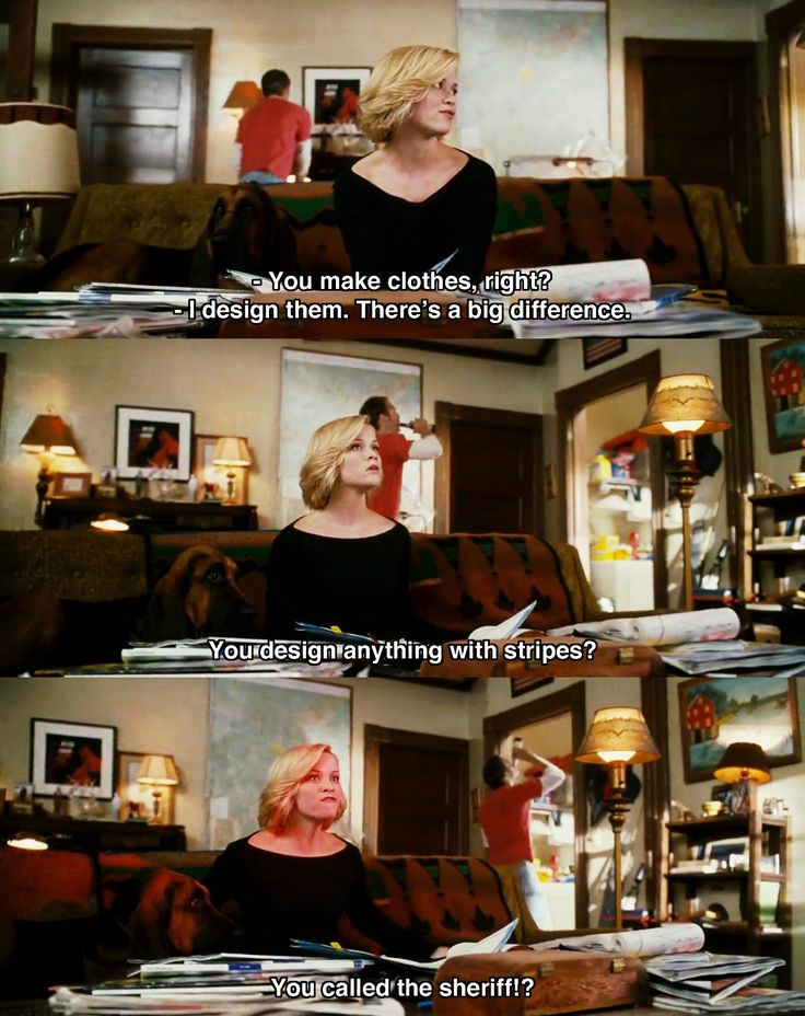 You make clothes right? ~ Sweet Home Alabama (2002) ~ Movie Quotes #amusementphile