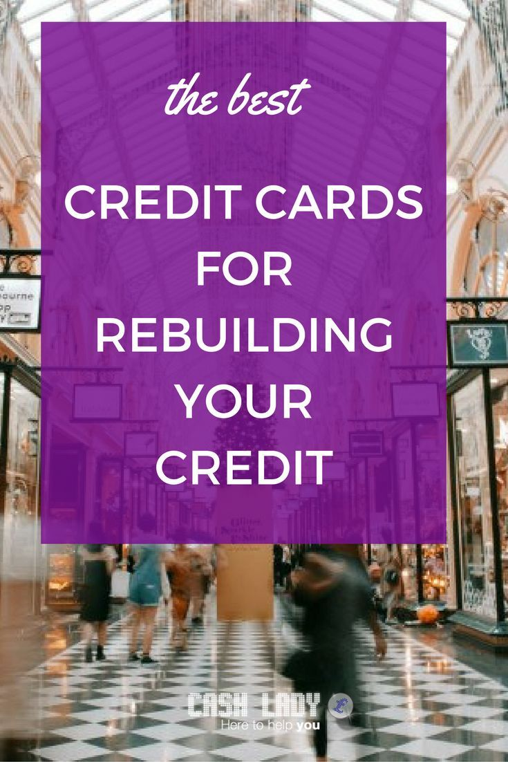 In our latest article we look at specific credit cards, their eligibility criteria and what they offer.Remember that whatever card you go for, the balance on it should be repaid in full every month to avoid paying interest. And you should never miss any payments. www.cashlady.com
