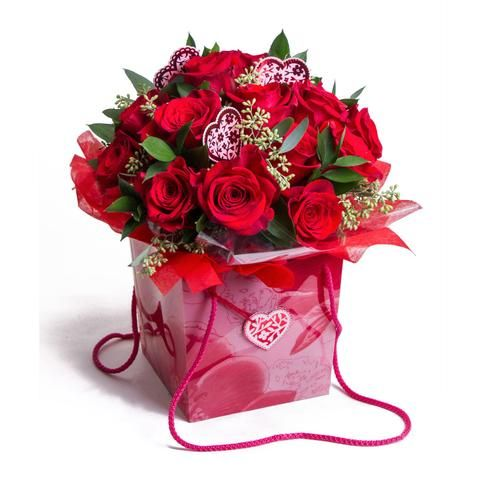 Love's Silhouette Artisan Bouquet.
