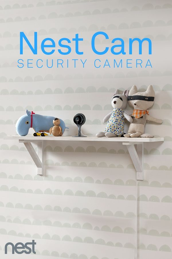 Make sure everything's OK when you're away. Or use Nest Cam as a baby monitor or pet cam. Set it up in a minute and stream securely – you'll get a 130° wide­-angle view and can zoom in for a closer look​. ​Keep an eye on what matters most with Nest Cam.