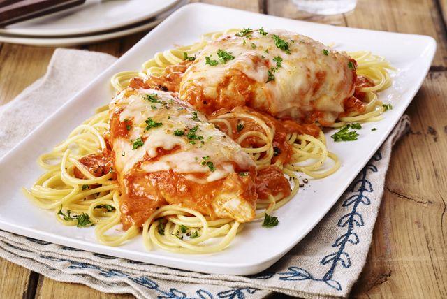 Ce délicieux plat convient parfaitement pour les soupers de fin de semaine où le temps vous manque. Et, fait à ne pas négliger, votre famille en raffolera.