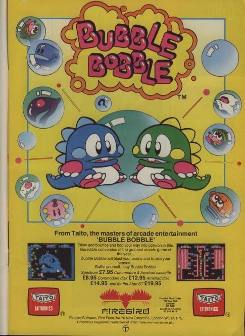 Bubble Booble (TAITO)