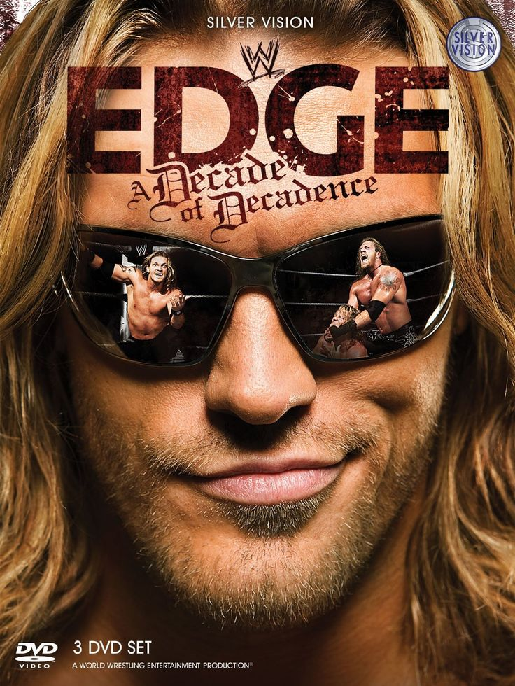 Here's my review for Edge: A Decade of Decadence, which is one of my favorite WWE DVD collections.