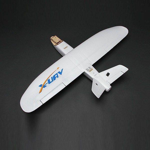 X-uav Mini Talon EPO 1300mm Wingspan V-tail FPV Plane Aircraft Kit https://www.fpvbunker.com/product/x-uav-mini-talon-epo-1300mm-wingspan-v-tail-fpv-plane-aircraft-kit/    #planes