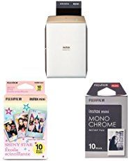 Today only Deal! HUGE Savings on Fujifilm Instax SP-2 mobile printer and film packs!
