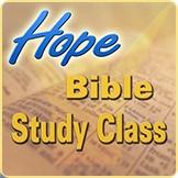 HOPE Bible Study ClassBible Study, Hope Bible, Bible Studies