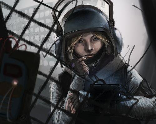 Rainbow Six Siege Operator Spotlight #13 IQ GSG9 German