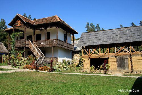 Village Museum Sibiu Romania