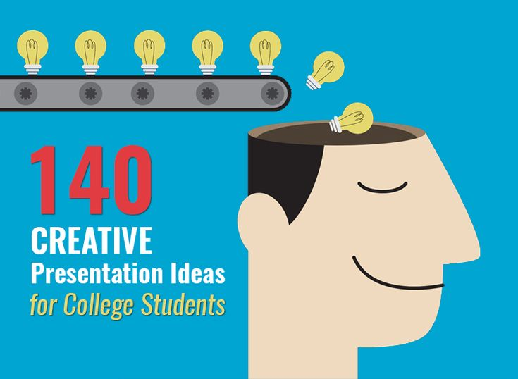 140 Creative PowerPoint Presentation Topics for College Students