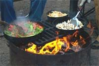 15-Minute Camping Meals