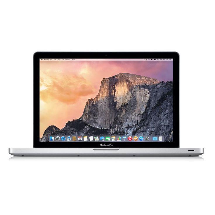 "MacBook Pro 13"" Core 2 Duo 2.66 GHz - HDD 250 Go - RAM 4 Go"