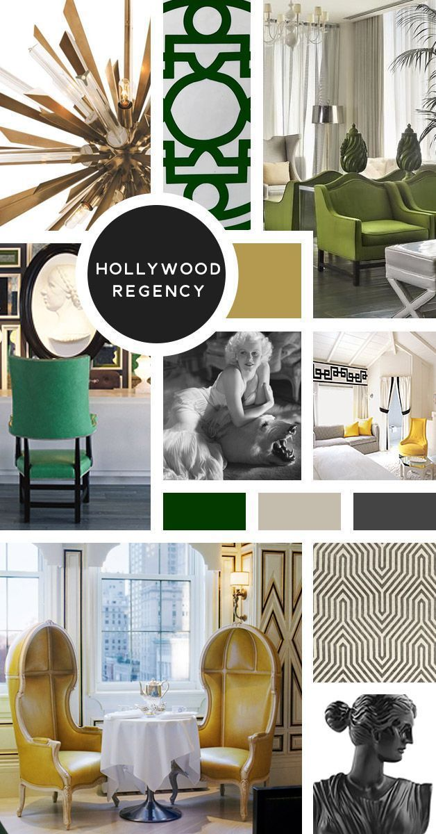 Your Ultimate Guide To Interior Design Styles Hollywood Regency