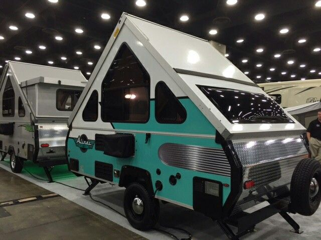 Campers For Sale In Louisiana >> 2016 Aliner classic, limited Anniversary edition, only 84 will be made   A-Frame Folding Pop Up ...