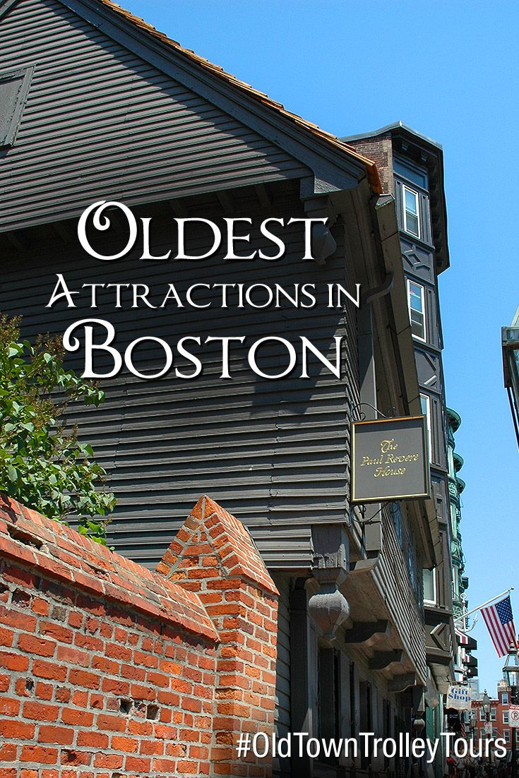 Historical Attractions In Boston by Old Town Trolley. #OldTownTrolley #Boston #Sightseeing
