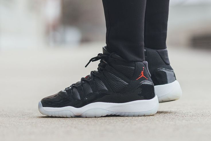 Sneakers – Women's Fashion :    On-Feet: Air Jordan 11 Retro BG '72-10' – EU Kicks: Sneaker Magazine  - #Sneakers https://youfashion.net/fashion/sneakers/sneakers-womens-fashion-on-feet-air-jordan-11-retro-bg-72-10-eu-kicks-sneaker-magazine/